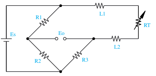 Wheatstone Bridge With Rtd on ntc thermistors temperature measurement with wheatstone bridge